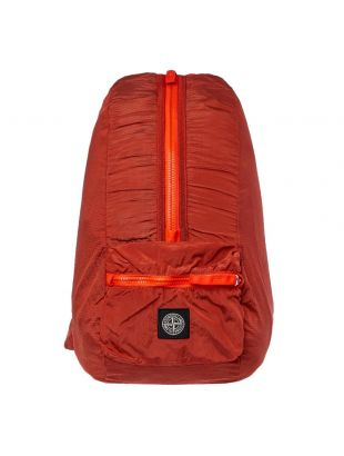 Stone Island Rucksack Nylon Metal | 721590935 V0037 Bright Orange