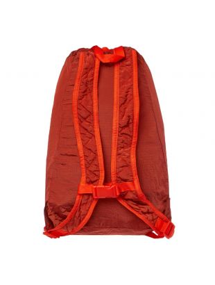 Rucksack Nylon Metal - Bright Orange