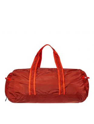 Duffel Bag Nylon Metal - Bright Orange
