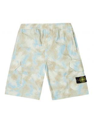 Stone Island Shorts Bermuda | 7215L13EE V0092 Blue / Stone