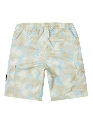Shorts Bermuda - Blue / Stone