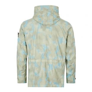 Jacket Camo Devore Watro TC - Green / Blue