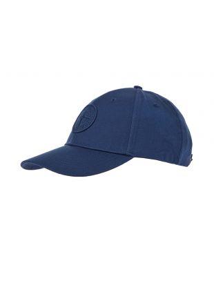 Cap - Marine Blue