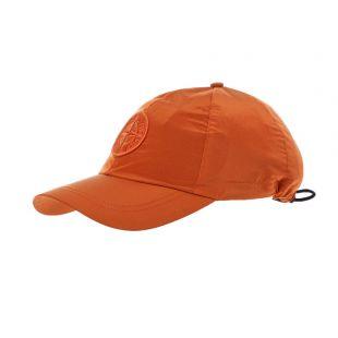 Stone Island Cap | 711599576 V0032 Orange