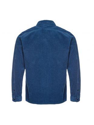 Cord Shirt - Blue
