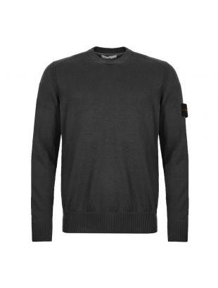 stone island jumper 7215510B2 V0029 black