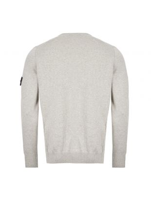 Grey Jumper - Crew Neck