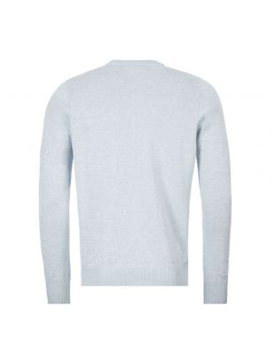 Crew Neck Jumper - Grey