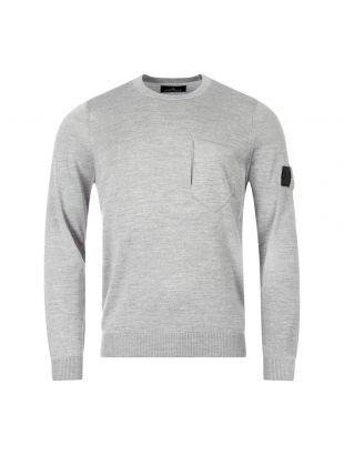 Stone Island Shadow Project Sweater   7319505A4 V0060 Grey