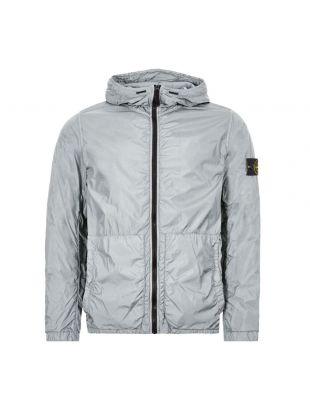 Stone Island Crinkle Reps NY Jacket | 721543330 V0041 Blue