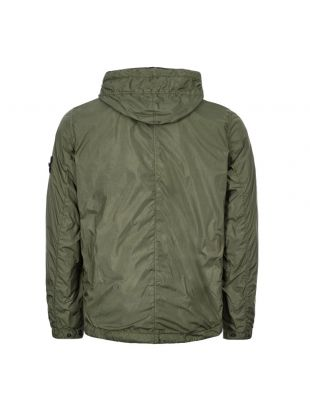 Crinkle Reps NY Jacket – Green