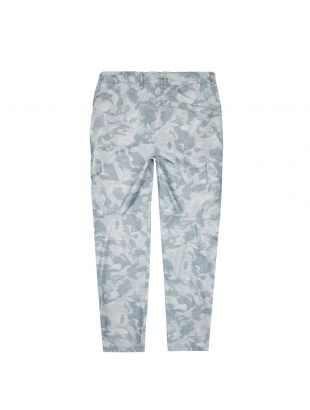 Trousers Big Loom Camo - Sky Blue