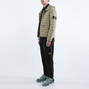 Down Jacket Chambers Nylon TC Loom Woven - Green