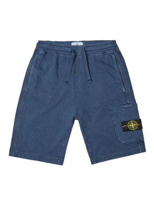 Stone Island Bermuda Shorts | 721563460 V0128 Blue / Navy