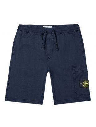 Stone Island Bermuda Shorts | 721564651 V0020 Navy