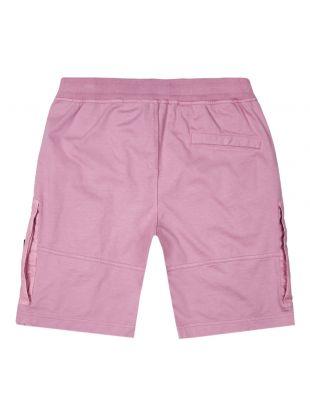 Shorts Fleece - Pink
