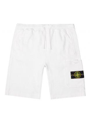 Shorts Fleece - White