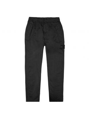 stone island ghost trousers drawstring 7315325F4 V0029 black