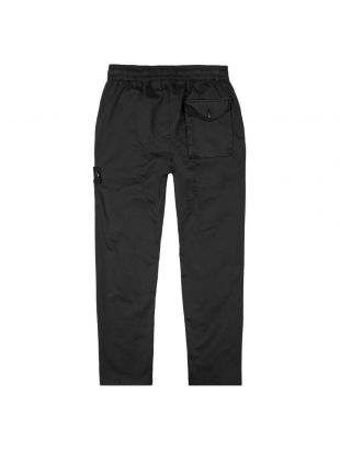 Ghost Trousers Drawstring  - Black