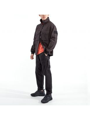 Ghost Jacket Polyester Stretch 5L - Black
