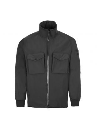 stone island ghost jacket 7215426F1|V0029 black