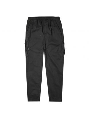 stone island ghost piece cargo trousers 7215310F2 V0029 black