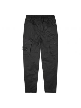 Ghost Piece Cargo Trousers - Black