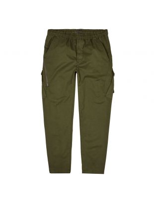 stone island ghost piece cargo trousers 7215310F2 V0054 military green