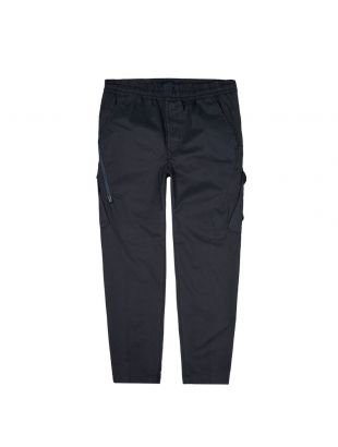 stone island ghost piece cargo trousers 7215310F2 V0020 navy