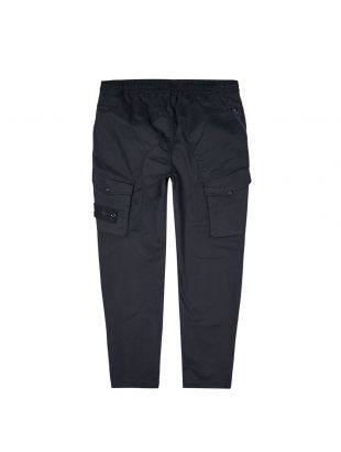 Ghost Piece Cargo Trousers - Navy