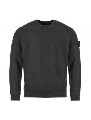 stone island ghost sweatshirt 7315654F5 V0029 black