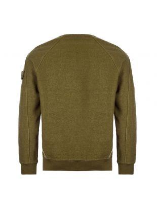 Ghost Sweatshirt - Military Green