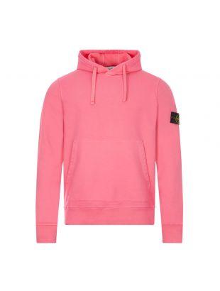 stone island hoodie 731564120 V0087 pink