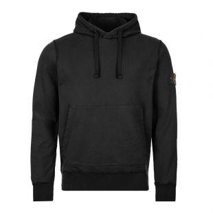 stone island hoodie 721564151 V0029 black