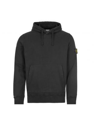stone island hoodie 731564120 V0029 black