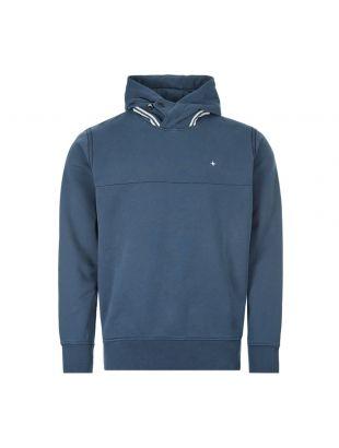 stone island hoodie 721560151 V0028 blue
