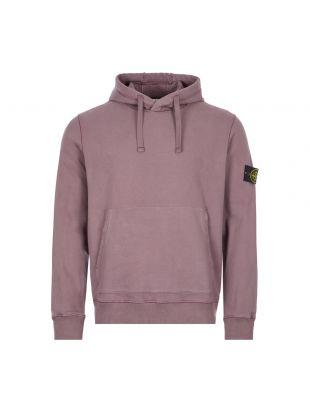stone island hoodie 731564120 V0045 mauve