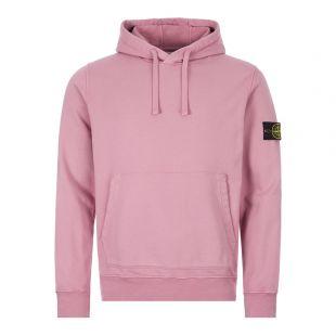 stone island hoodie 721564151 V0086 pink