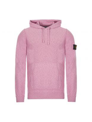 stone island knitted hoodie 7215505B0|V0086 lilac