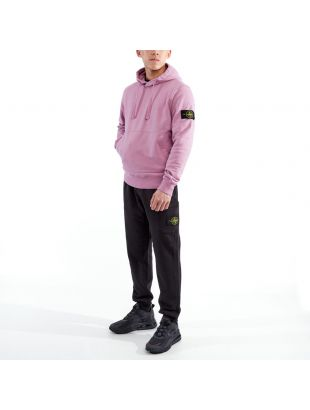 Knitted Hoodie - Lilac