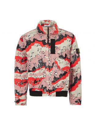 stone island 3C+PU jacket |7215445E3 V0097 desert camo