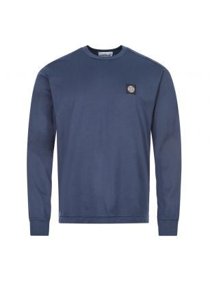 Long Sleeve T-Shirt - Marine Blue