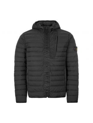 stone island jacket nylon tc loom woven down 721541225 V0029 black