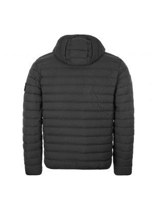 Jacket Nylon TC Loom Woven Down - Black