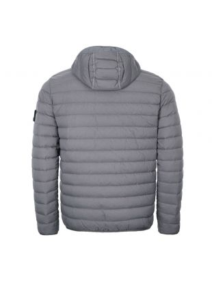 Jacket Nylon TC Loom Woven Down - Grey