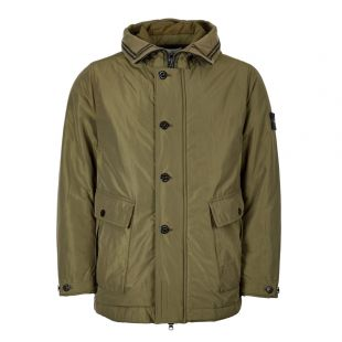 Stone Island Micro Reps Jacket | 711540626 V0058 Olive