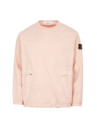 Stone Island Overshirt | 741510619 V0082 Antique Rose