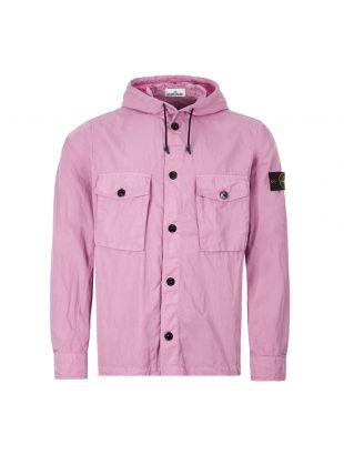 stone island overshirt 721512408 V0086 light purple