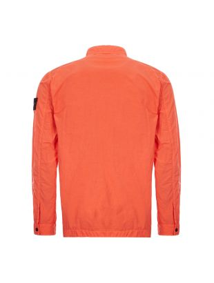 Overshirt - Orange