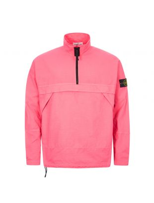 Stone Island Overshirt | 731510802 V0087 Pink